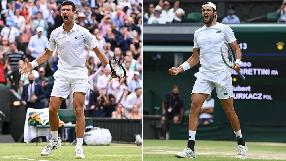 El serbio Novak Djokovic, número uno del mundo, intentará agigantar su leyenda